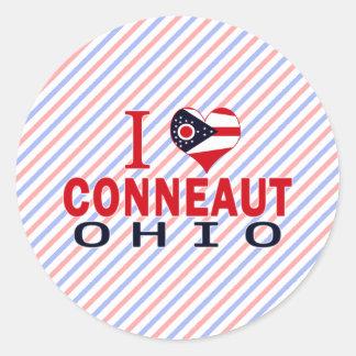 Amo Conneaut Ohio Etiqueta