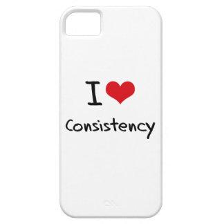 Amo consistencia funda para iPhone 5 barely there