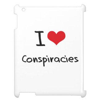 Amo conspiraciones