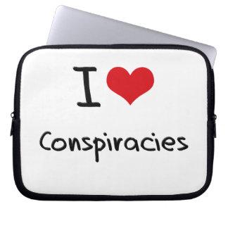 Amo conspiraciones fundas ordendadores