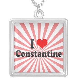 Amo Constantina, Argelia Collares Personalizados