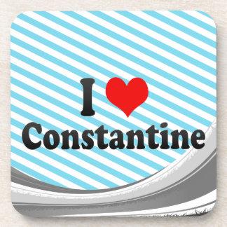 Amo Constantina, Argelia Posavasos De Bebidas