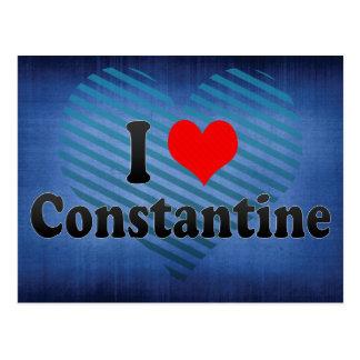 Amo Constantina, Argelia Tarjetas Postales
