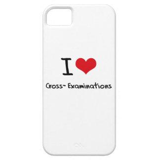 Amo contrinterrogatorios iPhone 5 Case-Mate carcasas