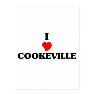 Amo Cookeville Postales