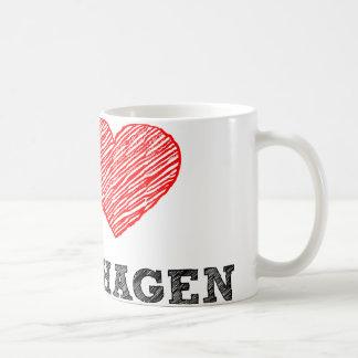 Amo Copenhague Taza De Café
