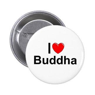 Amo (corazón) a Buda Pin