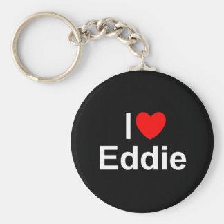 Amo (corazón) a Eddie Llavero
