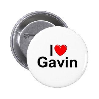 Amo (corazón) a Gavin Pins