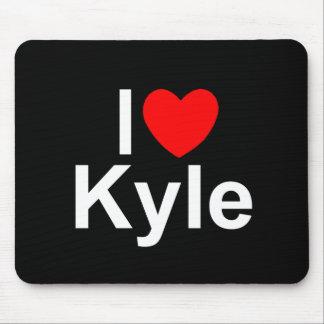 Amo (corazón) a Kyle Tapete De Raton