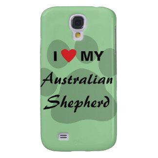 Amo corazón a mi pastor australiano