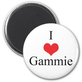 Amo (corazón) Gammie Imanes