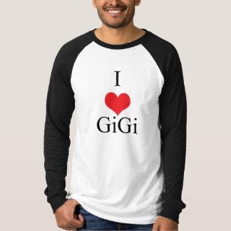 Amo (corazón) GiGi Playera