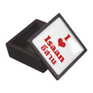 Amo (corazón) Isaan Cajas De Regalo De Calidad