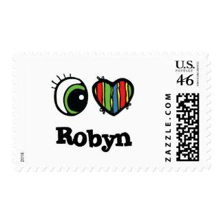 Amo corazón Robyn