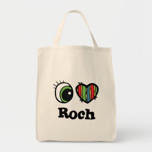 Amo (corazón) Roch Bolsas