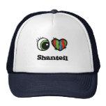 Amo (corazón) Shanteil Gorras