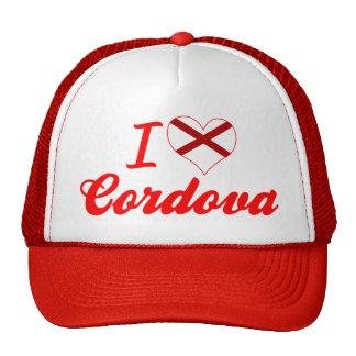 Amo Cordova Alabama Gorros
