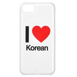 amo coreano funda para iPhone 5C