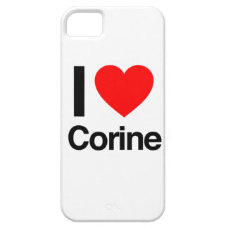 amo Corine iPhone 5 Carcasas