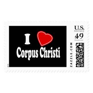 Amo Corpus Christi Timbres Postales