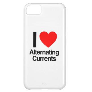 amo corrientes alternas funda para iPhone 5C