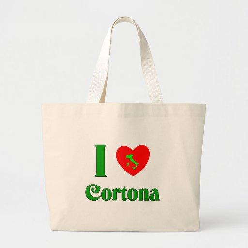 Amo Cortona Italia Bolsa De Mano