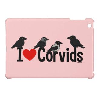 Amo Corvids iPad Mini Fundas