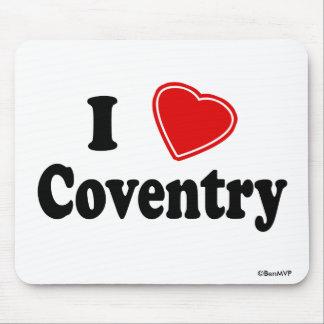 Amo Coventry Tapetes De Ratón