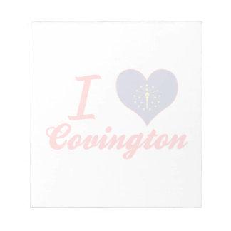 Amo Covington, Indiana Bloc
