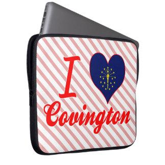 Amo Covington, Indiana Funda Computadora