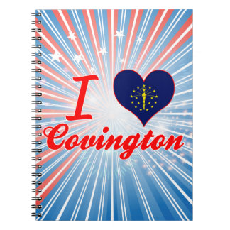Amo Covington, Indiana Cuadernos