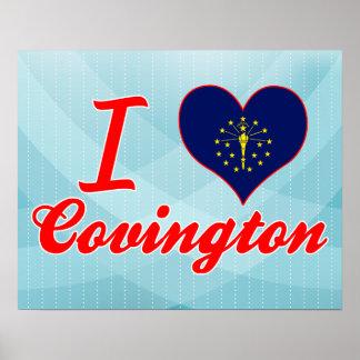 Amo Covington, Indiana Impresiones