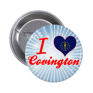 Amo Covington, Indiana Pin