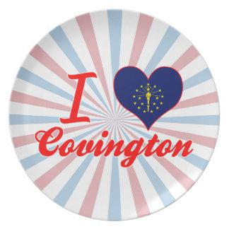 Amo Covington, Indiana Platos