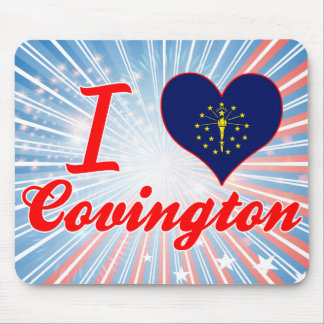 Amo Covington, Indiana Tapetes De Ratones