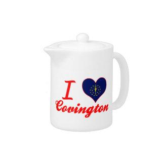 Amo Covington, Indiana