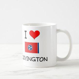Amo Covington Tennessee Taza Clásica