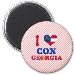 Amo $cox, Georgia Iman De Frigorífico