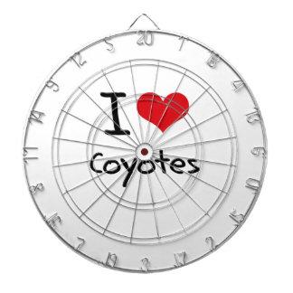 Amo coyotes