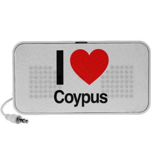 amo coypus notebook altavoz
