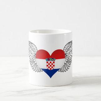 Amo Croacia - alas Taza