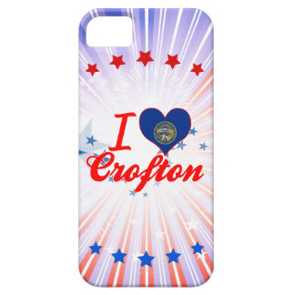 Amo Crofton, Nebraska iPhone 5 Case-Mate Coberturas