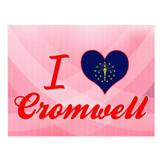 Amo Cromwell, Indiana Tarjetas Postales