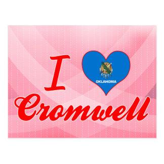 Amo Cromwell, Oklahoma Tarjeta Postal
