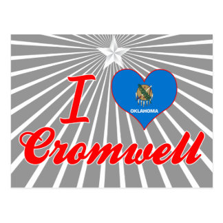 Amo Cromwell, Oklahoma Postales