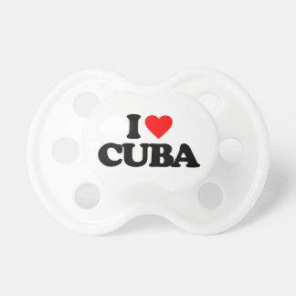 AMO CUBA CHUPETES PARA BEBÉS