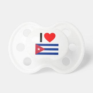 amo Cuba Chupetes