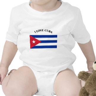 AMO CUBA - DISEÑO 2 De 933958STORE Trajes De Bebé