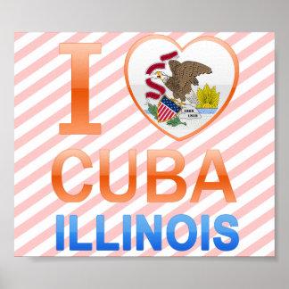 Amo Cuba, IL Póster